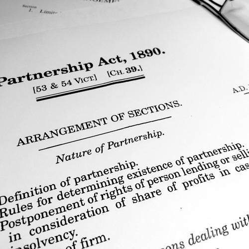 company-partnership-law
