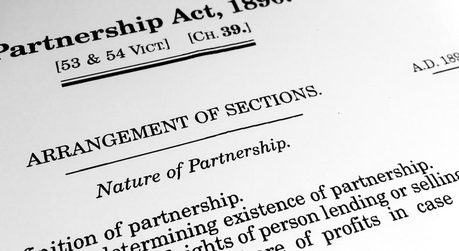 service-company-and-partnership-law